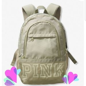"Victoria's Secret ""PINK"" Campus Backpack 💚💖💚"